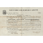 Adjutant General Military Appointments, Executive Department Notifications, 1862-1865