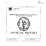 Department of Health: Division of Drug Control annual report, 1986-1987