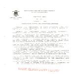 1990 Executive Orders