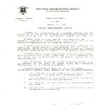 1986 Executive Orders