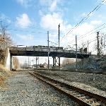 Department of Transportation Historic Resources Archive: Conant Street Railroad Bridge No. 915, 2006