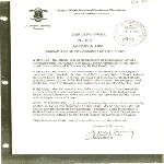 1980 Executive Orders