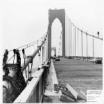 Construction of the Newport Bridge progress photographs