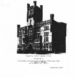 Report of the Task Force to Study the Feasibility of the Cranston Street Armory as a Record/Archives Facility