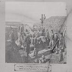 3rd Regiment Rhode Island Artillery at their guns